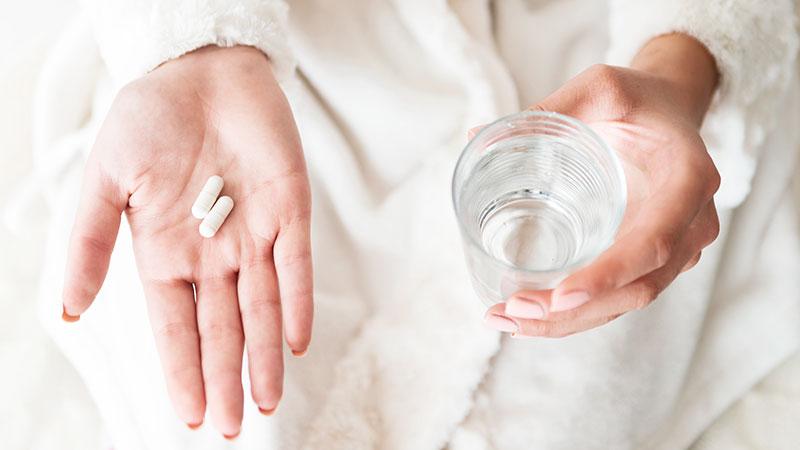 pastillas prenatales antes del embarazo