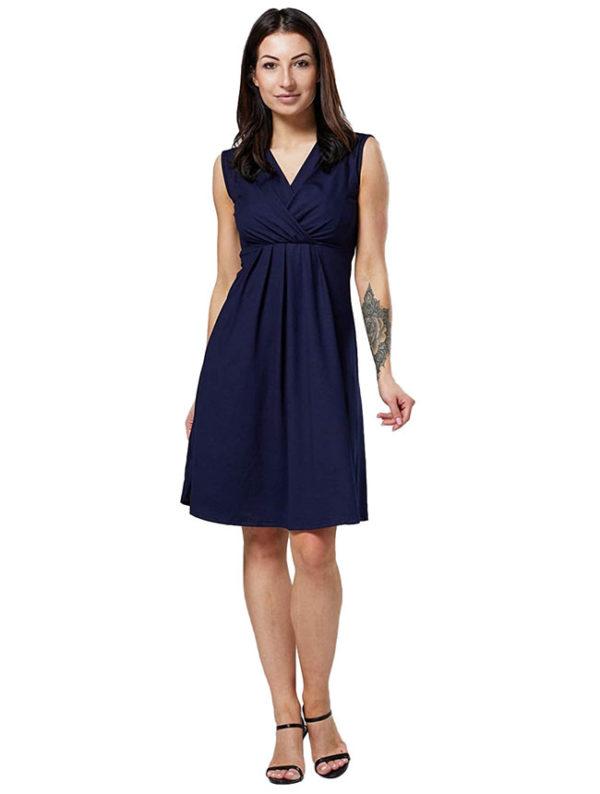 vestido-fiesta-lactancia-azul