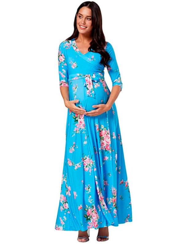 vestidos-azules-embarazadas