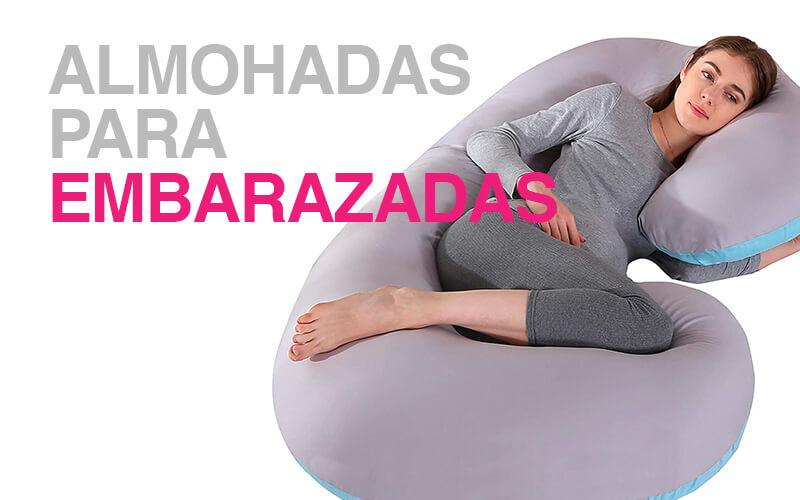 Cómo elegir la mejor almohada embarazo: Tipos, usos y modelos