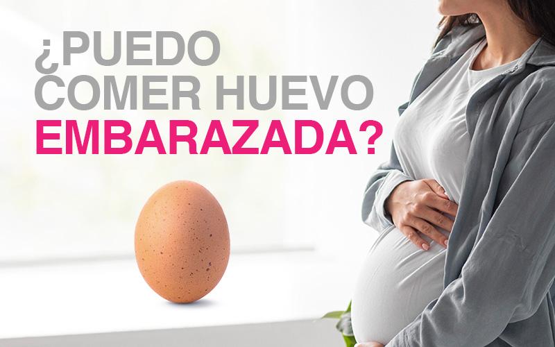 ¿Se puede comer huevo en el embarazo?
